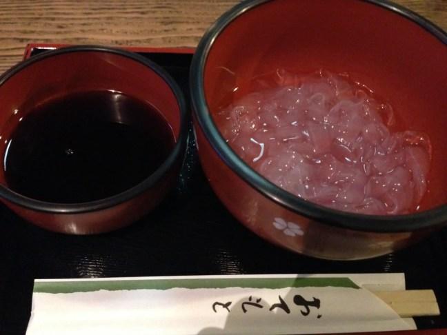 京都 くずきり