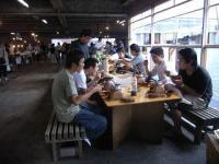 稲取朝市 味噌汁