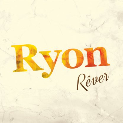 CD Ryon Rêver 2016 Recto