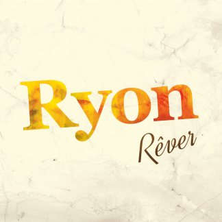 CD Ryon Rêver 2016 Recto