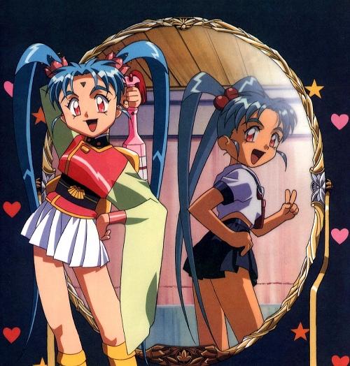 Magical Girl Pretty Sammy Ryo Ohkis Anime Loft
