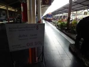 チェンマイ駅