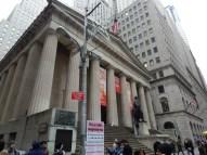 ニューヨークのフェデラルホール