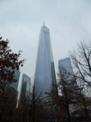 ニューヨークの1ワールドトレードセンター