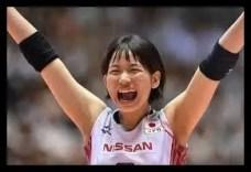 古賀紗理那,女子日本代表,バレーボール