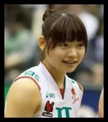 井上琴絵,女子日本代表,バレーボール