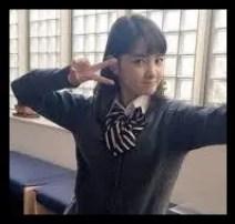 葵わかな,女優,高校時代