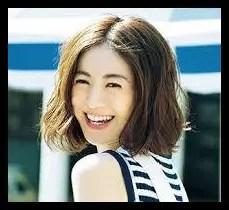 高垣麗子,モデル,若い頃