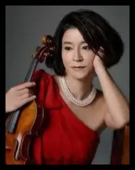 高嶋ちさ子,バイオリニスト,若い頃