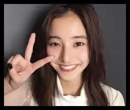 新木優子.女優,モデル,笑顔