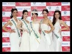 岡田朋峰,ミスインターナショナル,日本代表,大学生