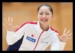 畠山愛理,元新体操選手,モデル
