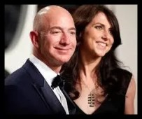 ジェフベゾス,アマゾンドットコム,CEO,嫁