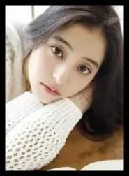 新木優子,女優,モデル,目のくぼみ
