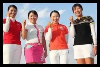 勝みなみ,女子プロ,ゴルフ,黄金世代