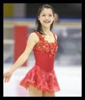 横井ゆは菜,女子フィギュアスケート,憧れの選手,鈴木明子