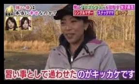 小祝さくら,女子プロ,ゴルフ,母親
