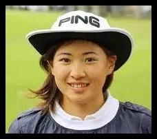 永井花奈,女子プロ,ゴルフ