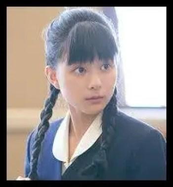芳根京子,髪型,べっぴんさん