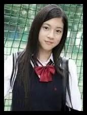 三吉彩花.モデル,女優,高校時代