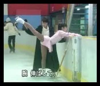 坂本花織,女子フィギュアスケート,きっかけ,てるてる家族