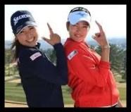 田村亜矢,女子プロ,ゴルフ,原英莉花