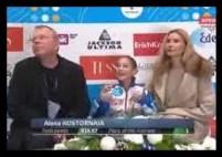 アリョーナ・コストルナヤ,女子フィギュア,スケート,コーチ