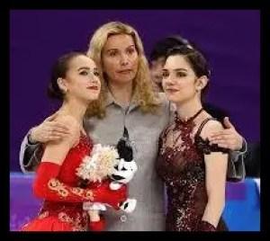 アレクサンドラ・トルソワ,女子フィギュア,スケート,コーチ,教え子