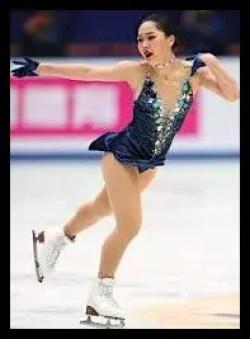 樋口新葉,女子フィギュア,スケート