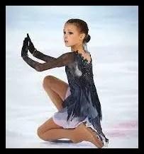 アンナ・シェルバコワ,女子フィギュア,スケート