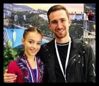 アンナ・シェルバコワ,女子フィギュア,スケート,振付師