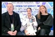 アリーナザギトワ,女子フィギュア,スケート,コーチ