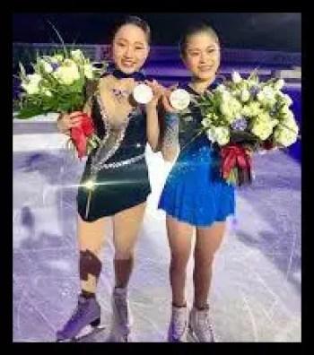 樋口新葉,女子フィギュア,スケート,宮原知子,世界選手権