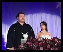 千代の国,相撲,力士,嫁,林愛,綺麗
