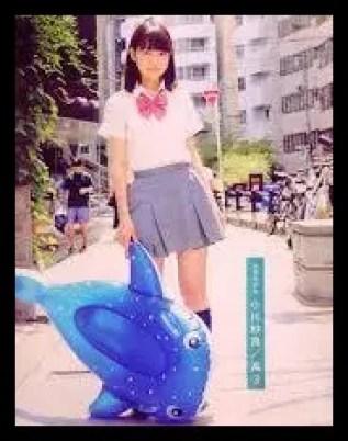 小川紗良,女優,映画監督,高校時代