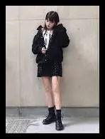 出口夏希,女優,モデル,かわいい,私服