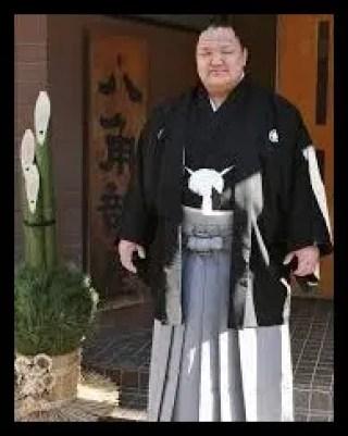 北勝富士,相撲,力士,大学時代