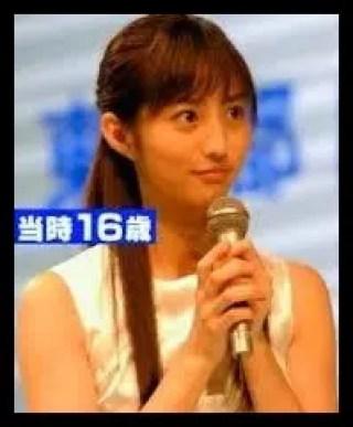 堀田茜,女優,モデル,タレント,昔,学生時代