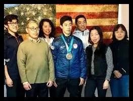 ネイサン・チェン,フィギュアスケート,男子,イケメン,家族