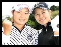 藤森彩夏,ゴルフ,女子プロ,可愛い,妹,杏佳