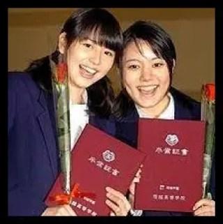 長澤まさみ,女優,高校時代