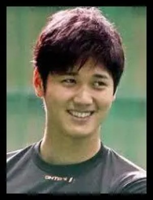 大谷翔平,野球,メジャーリーガー,髪型