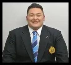 朝乃山,相撲,大学時代
