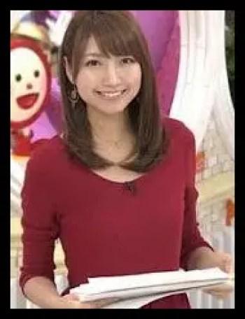 三田友梨佳,フジテレビ,アナウンサー,若い頃,可愛い