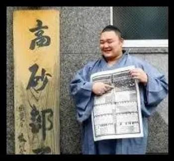 朝乃山,相撲,経歴