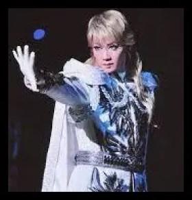凰稀かなめ,元宝塚歌劇団,トップスター,女優,宝塚時代,経歴