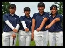 高橋彩華,ゴルフ,黄金世代,女子プロ,高校時代
