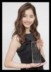 新木優子,女優,モデル,髪型,かわいい