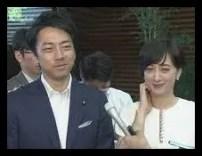 滝川クリステル,フリーアナウンサー,結婚相手,小泉進次郎