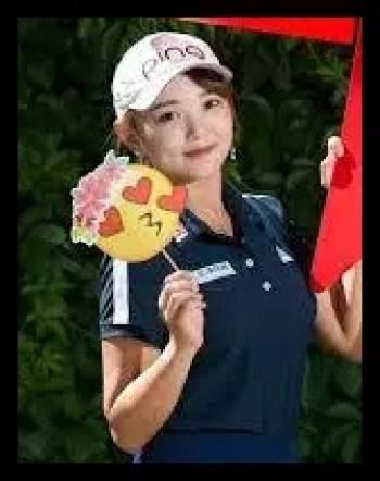 セキユウティン,ゴルフ,女子プロ,妹,ユウリ,可愛い